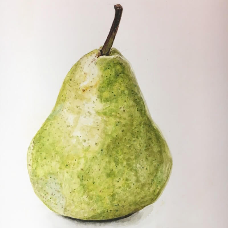 Anna mason pear student sample